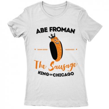 Abe Froman Womens T-shirt