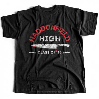 Haddonfield High School Mens T-shirt