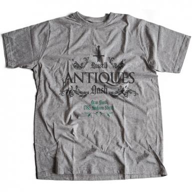 Russell Nash Antiques Mens T-shirt