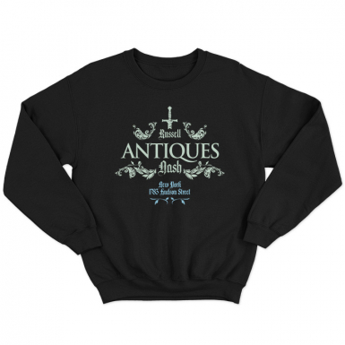 Russell Nash Antiques Unisex Sweatshirt