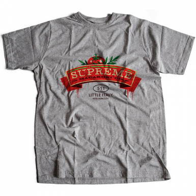 The Supreme Macaroni Company Mens T-shirt