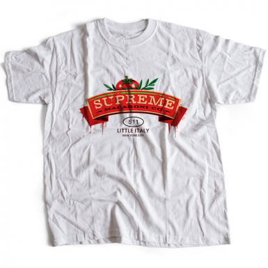The Supreme Macaroni Company Mens T-shirt