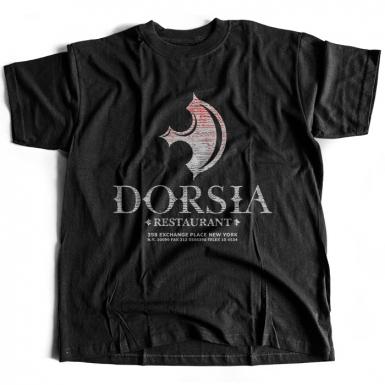 Dorsia Restaurant Mens T-shirt