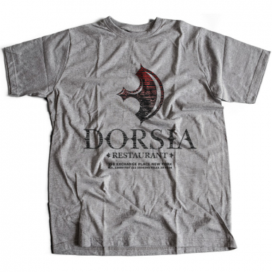 Dorsia Restaurant Mens T-shirt