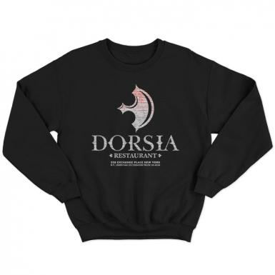 Dorsia Restaurant Unisex Sweatshirt