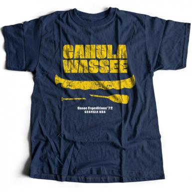 Cahulawassee River Mens T-shirt