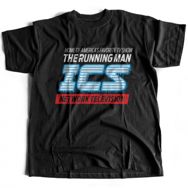 ICS TV Network Mens T-shirt