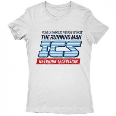 ICS TV Network Womens T-shirt