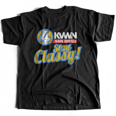 KVWN Channel 4 Mens T-shirt