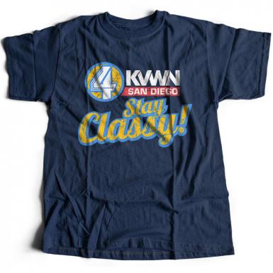 KVWN Channel 4 Mens T-shirt