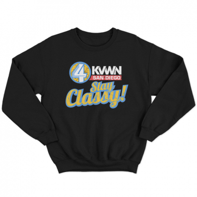 KVWN Channel 4 Unisex Sweatshirt