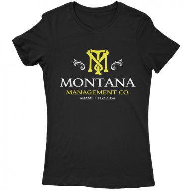 Montana Management Co Womens T-shirt