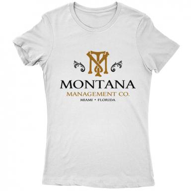 Montana Management Co Womens T-shirt