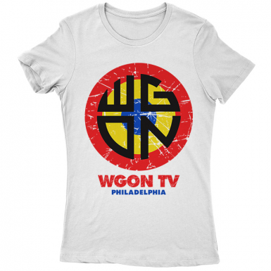 WGON TV Womens T-shirt
