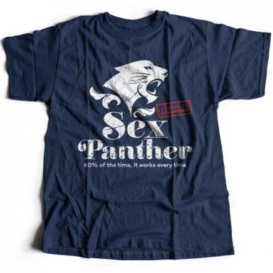 Sex Panther Mens T-shirt