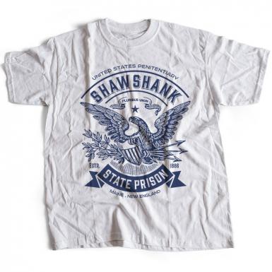 Shawshank State Prison Mens T-shirt