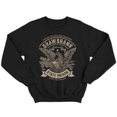 Shawshank State Prison Unisex Sweatshirt