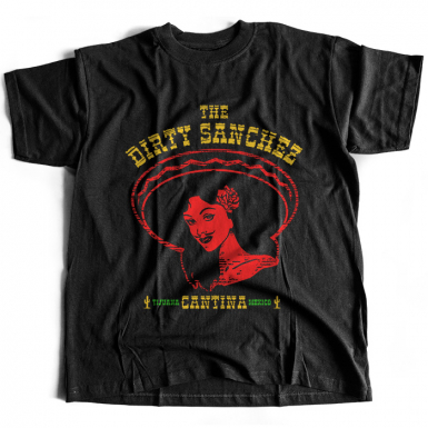 Dirty Sanchez Cantina Mens T-shirt