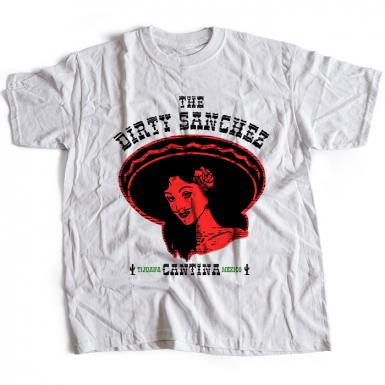 Dirty Sanchez Cantina Mens T-shirt