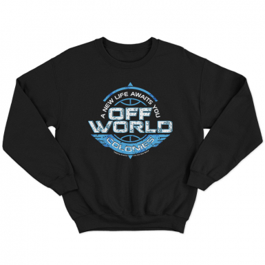 Off World Colonies Unisex Sweatshirt