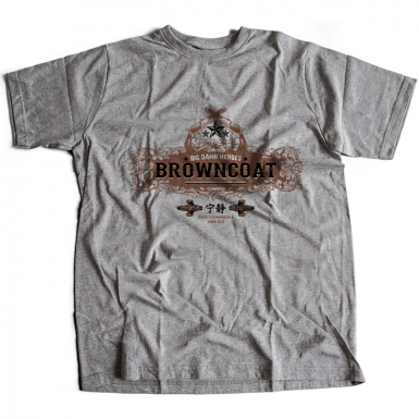 Browncoat Mens T-shirt