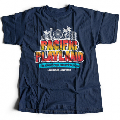 Pacific Playland Mens T-shirt