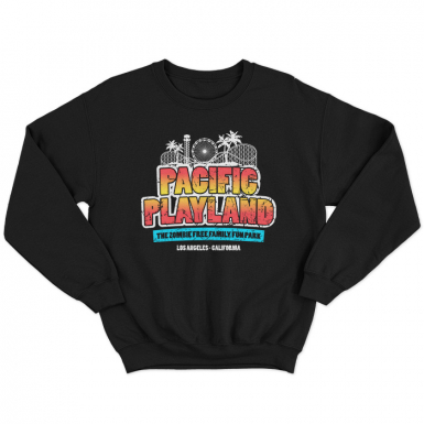 Pacific Playland Unisex Sweatshirt