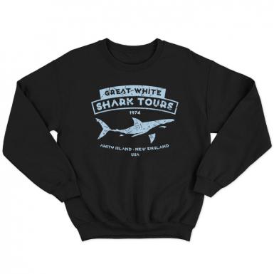 Great White Shark Tours Unisex Sweatshirt