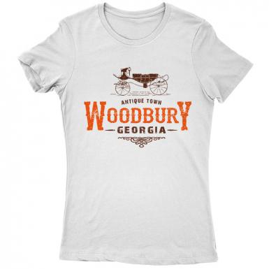 Woodbury Womens T-shirt