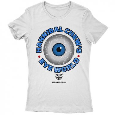 Hannibal Chew Womens T-shirt