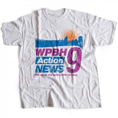 WPBH 9 Action News Mens T-shirt