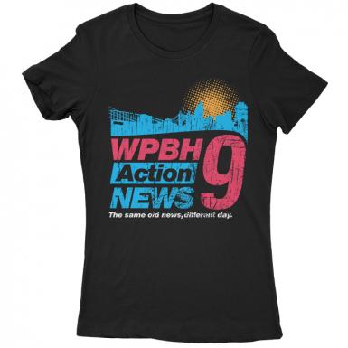WPBH 9 Action News Womens T-shirt