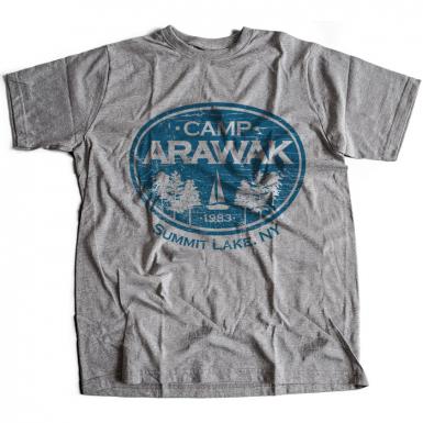 Camp Arawak Mens T-shirt