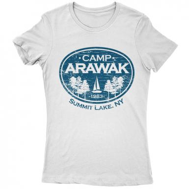 Camp Arawak Womens T-shirt
