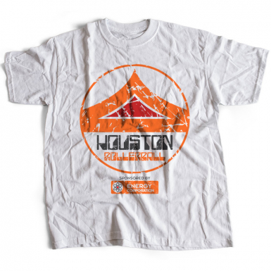 Houston Rollerball Mens T-shirt