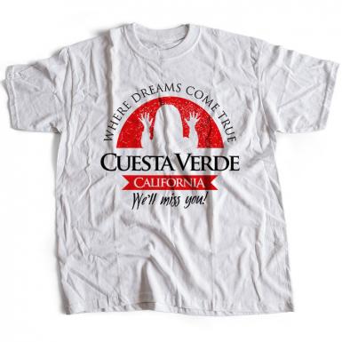 Cuesta Verde Mens T-shirt