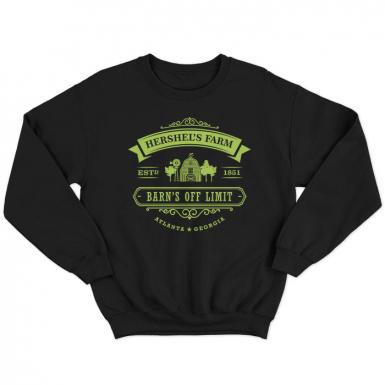Hershel's Farm Unisex Sweatshirt