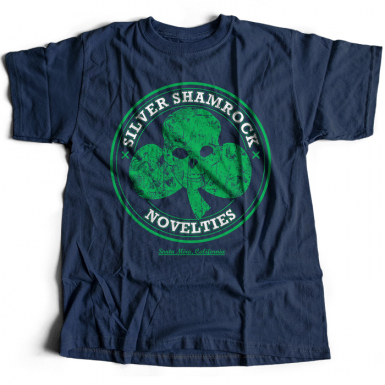 Silver Shamrock Novelties Mens T-shirt