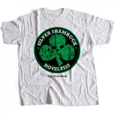 Silver Shamrock Novelties Mens T-shirt