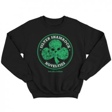 Silver Shamrock Novelties Unisex Sweatshirt