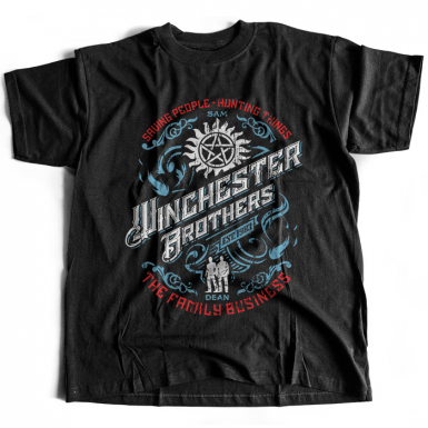 Winchester Brothers Mens T-shirt