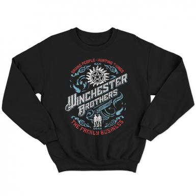 Winchester Brothers Unisex Sweatshirt