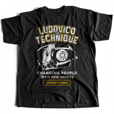 Ludovico Technique Mens T-shirt