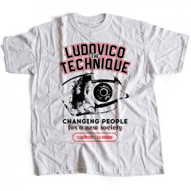 Ludovico Technique Mens T-shirt