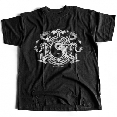 Shimata Dominguez Corporation Mens T-shirt
