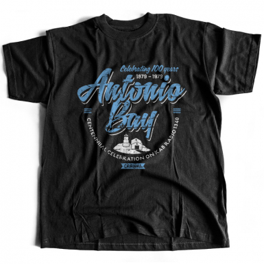 Antonio Bay Mens T-shirt