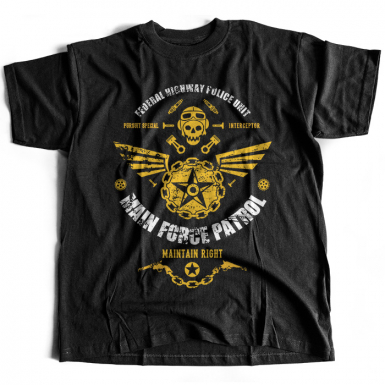 MFP Main Force Patrol Mens T-shirt
