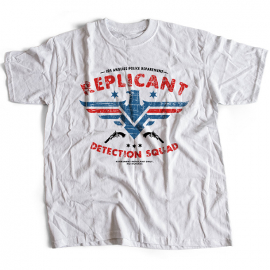 Replicant Detection Squad Mens T-shirt