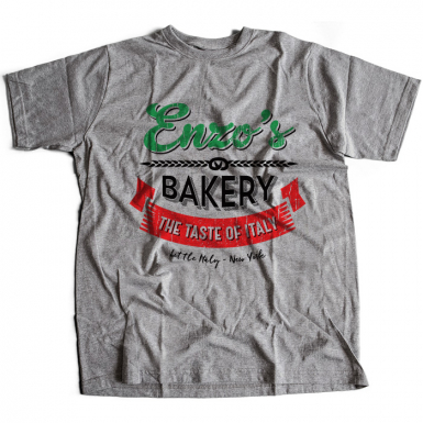 Enzo's Bakery Mens T-shirt