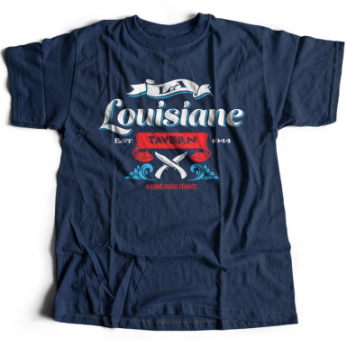La Louisiane Tavern Mens T-shirt